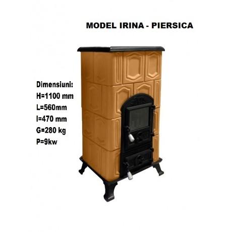 Soba de teracota Irina